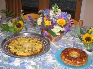 Al Dente Pasta Brunch, Pasta Recipes, Noodle Kugle