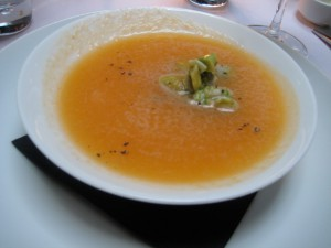 A Perfectly Balanced and Complex Chilled Soup