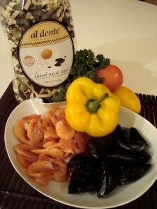 Land and Sea Pasta